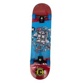 Skate Montado Iniciante Concept Skateboards Camera