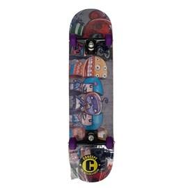 Skate Montado Iniciante Concept Skateboards Grafiti