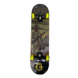 Skate Montado Iniciante Concept Skateboards Soldado