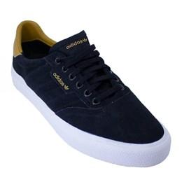Tênis Adidas 3mc Vulc Preto Marrom Ee6075