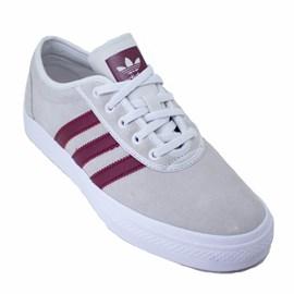 Tênis Adidas Adiease Branco Vermelho Ee6109