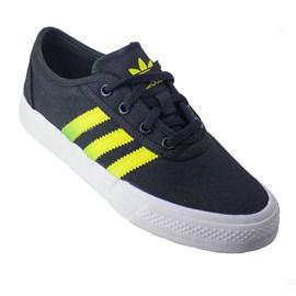 Tênis Adidas Adiease Preto Amarelo