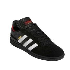 Tênis Adidas Busenitz Pro Black Red FY0458