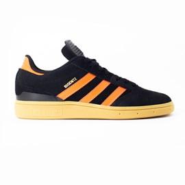 Tênis Adidas Busenitz Pro Preto Laranja EG2478