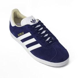 Tenis Adidas Gazelle W CQ2187 Azul