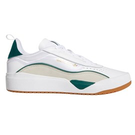 Tênis Adidas Liberty Cup White Green Brown EG2466