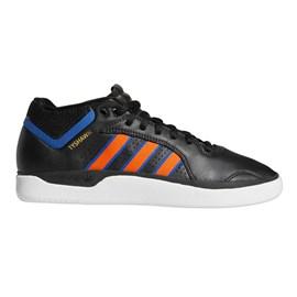Tênis Adidas Tyshawn Black Orange Blue FY7471