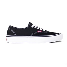 Tênis Authentic Pro Black True White VN0A34796BT