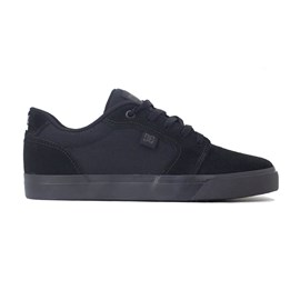 Tenis Dc Anvil Black Black