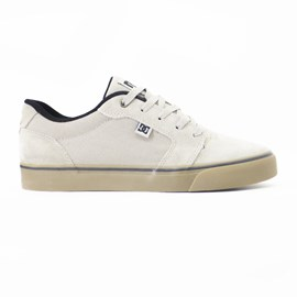 Tenis Dc Anvil Grey Gum