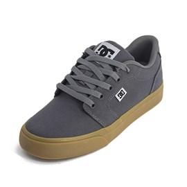 Tenis Dc Anvil Tx Grey black grey