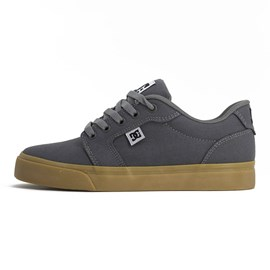 Tenis Dc Anvil Tx Grey black grey