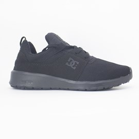 Tenis Dc Heathrow Black Black
