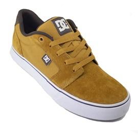 Tênis Dc Shoes Anvil Brown
