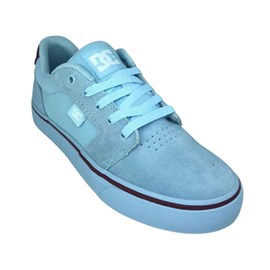 Tênis Dc Shoes Anvil La Aque Red Aque