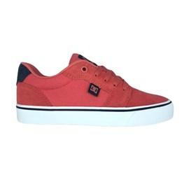 Tênis Dc Shoes Anvil La Coral Marine Coral