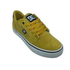 Tênis Dc Shoes Anvil La Yellow Marine White