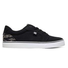 Tênis Dc Shoes Anvil Tx Se Black Camo