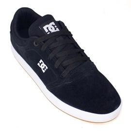 Tênis Dc Shoes Crisis Black White Gum