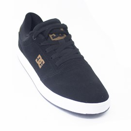 Tenis Dc Shoes Crisis LA Black/brown/black Adys100029lxkck