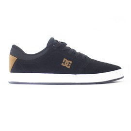 Tenis Dc Shoes Crisis LA Black brown black Adys100029lxkck