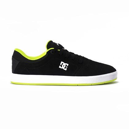 Tenis Dc Shoes Crisis La Black/lime