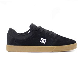 Tenis Dc Shoes Crisis La Black White Gum