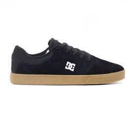 Tenis Dc Shoes Crisis La Black White Gum