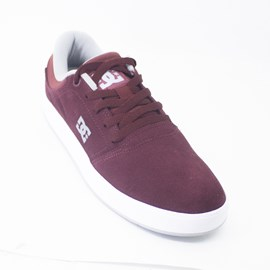 Tenis Dc Shoes Crisis LA Bordo Adys100029l5bd