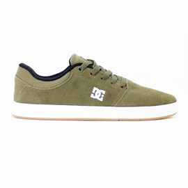 Tenis Dc Shoes Crisis La Military Green