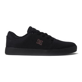 Tenis Dc Shoes Crisis Tx Black Black Dark Grey