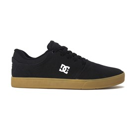 Tenis Dc Shoes Crisis Tx Black/gum