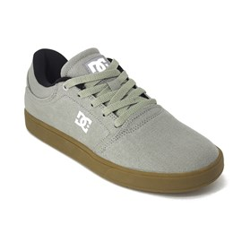 Tenis Dc Shoes Crisis Tx Grey Gum