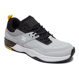 Tênis Dc Shoes E Tribeka Se Imp Grey Black Yellow ADYS700142XKSY