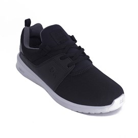 Tenis Dc Shoes Heathrow Black Armor