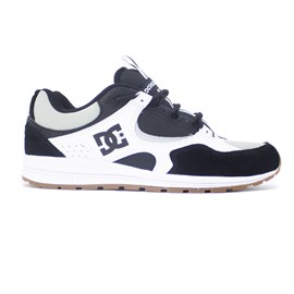 Tenis Dc Shoes Kalis Lite Imp Black/grey/white