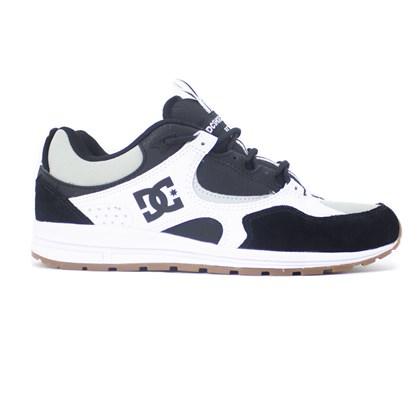 Tenis Dc Shoes Kalis Lite Imp Black Grey White