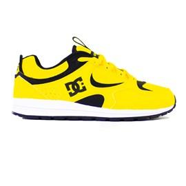 Tenis Dc Shoes Kalis Lite S Yellow