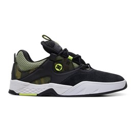 Tênis Dc Shoes Kalis Se Imp Oil Green ADYS100507OGN