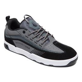 Tenis Dc Shoes Legacy 98 Slim Black Grey Grey