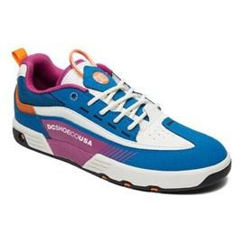Tênis Dc Shoes Legacy 98 Slim Blue Blue White