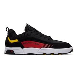 Tênis Dc Shoes Legacy 98 Slim Imp Black Athletic Red White Adys100445kaw