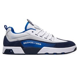 Tênis Dc Shoes Legacy 98 Slim Imp White Blue ADYS100445XWBB