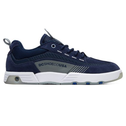 Tenis Dc Shoes Legacy 98 Slim Navy Grey