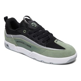 Tenis Dc Shoes Legacy 98 Slim Olive Black