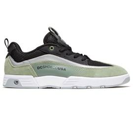 Tenis Dc Shoes Legacy 98 Slim Olive Black