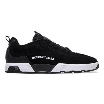 Tênis Dc Shoes Legacy 98 Vac S Black White