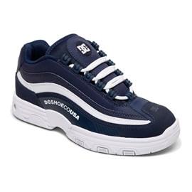 Tênis Dc Shoes Legacy Lite Imp Navy White AdJS100129NWH