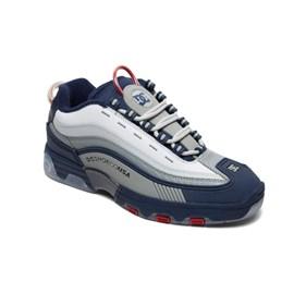 Tênis Dc Shoes Legacy Og Imp Navy Red