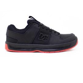 Tênis Dc Shoes Lynx Zero Back Red Red